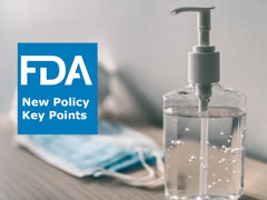FDA Requirements for Hand Sanitizers and Other Antiseptic OTC Drugs